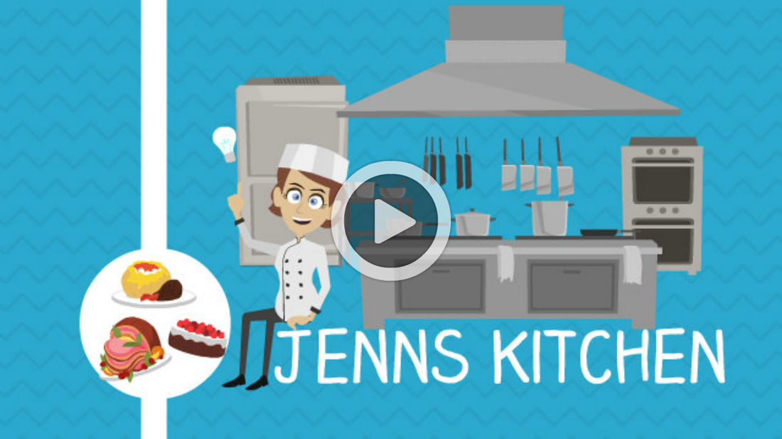 Jenna's Kitchen - Arthropod Cooking & Education